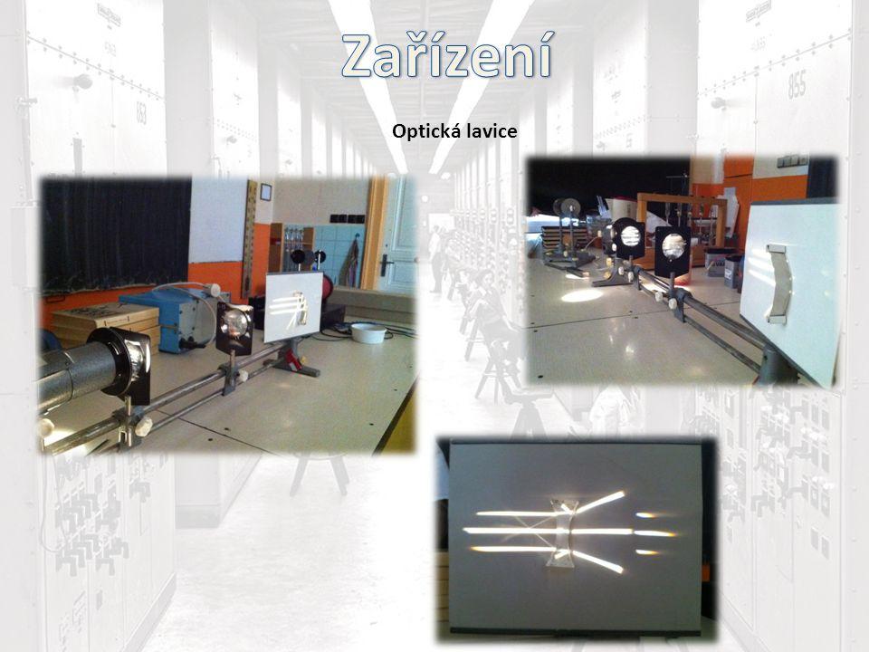 Optická lavice