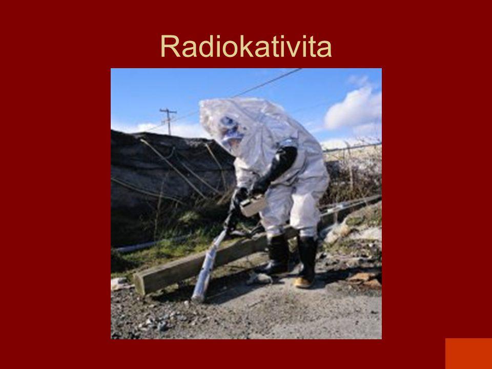 Radiokativita