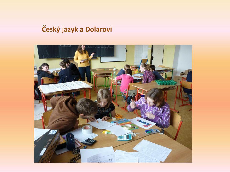 Český jazyk a Dolarovi