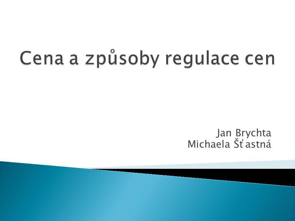 Jan Brychta Michaela Šťastná