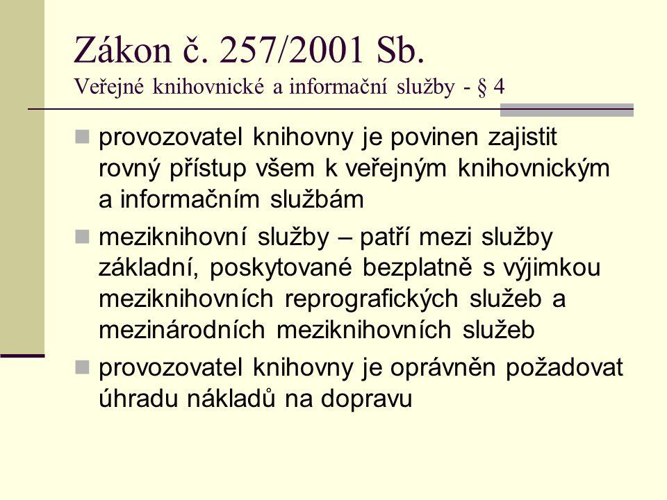Souborný katalog veřejných knihoven okresu Vsetín – 13 profesionálních knihoven