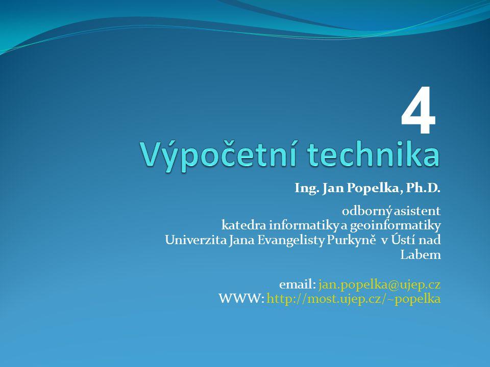 Ing.Jan Popelka, Ph.D.