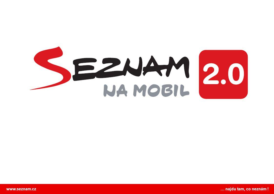 www.seznam.cz … najdu tam, co neznám !