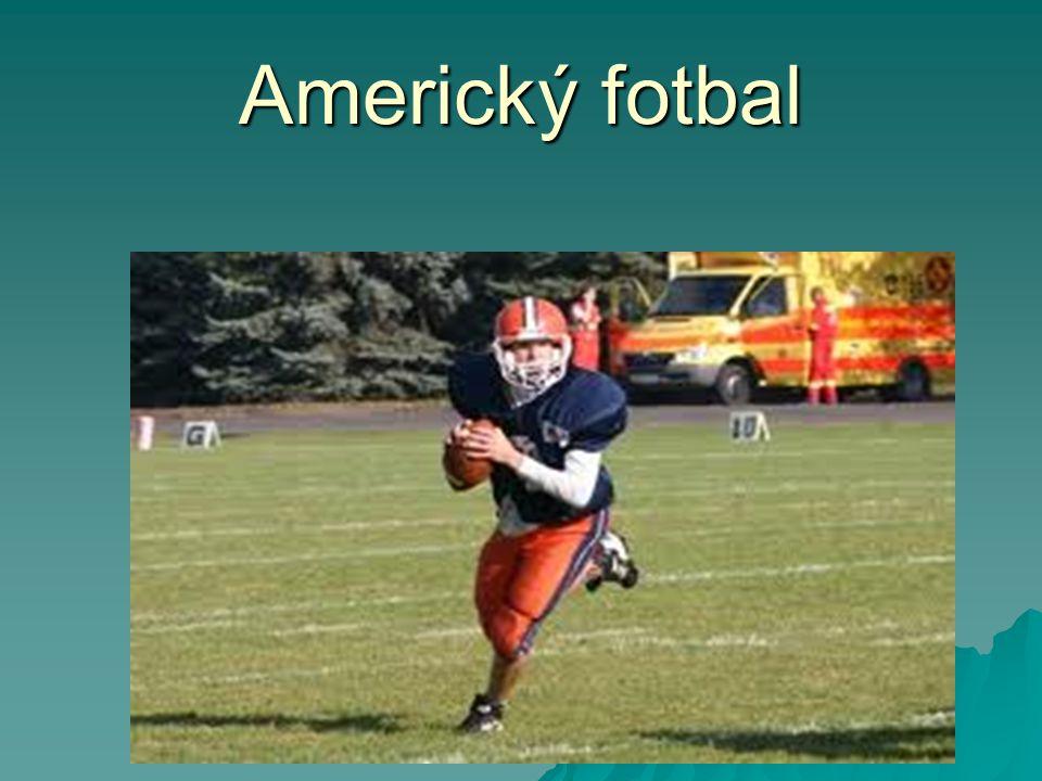 Americký fotbal