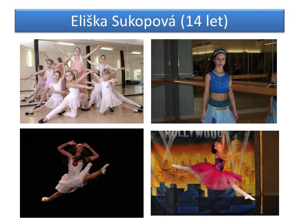 V Baletním studiu od roku 2007, účinkovala v mnoha představeních, např.