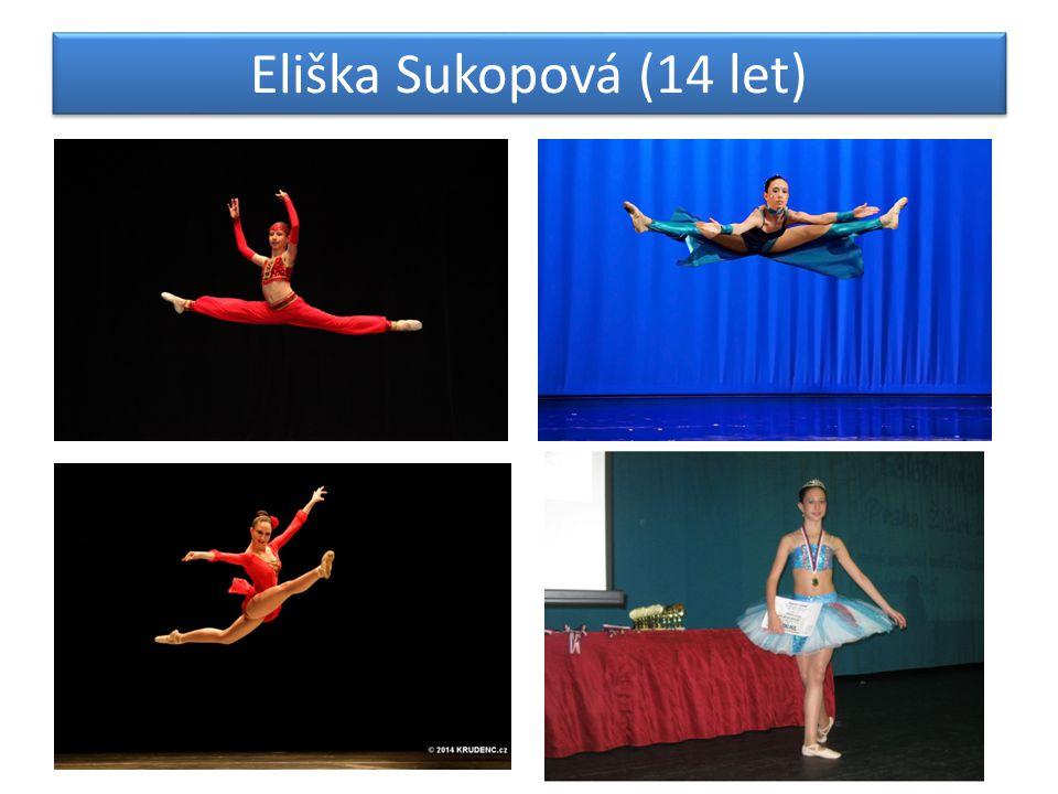 V Baletním studiu od jeho počátků, účinkovala v mnoha představeních, např.