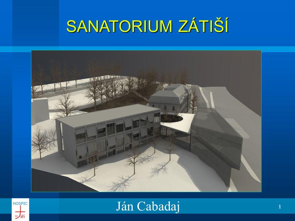 1 SANATORIUM ZÁTIŠÍ Ján Cabadaj