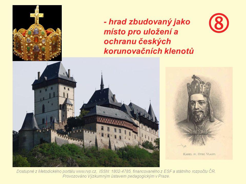  - město zapsané od roku 1995 na Seznamu světového dědictví UNESCO Dostupné z Metodického portálu www.rvp.cz, ISSN: 1802-4785, financovaného z ESF a