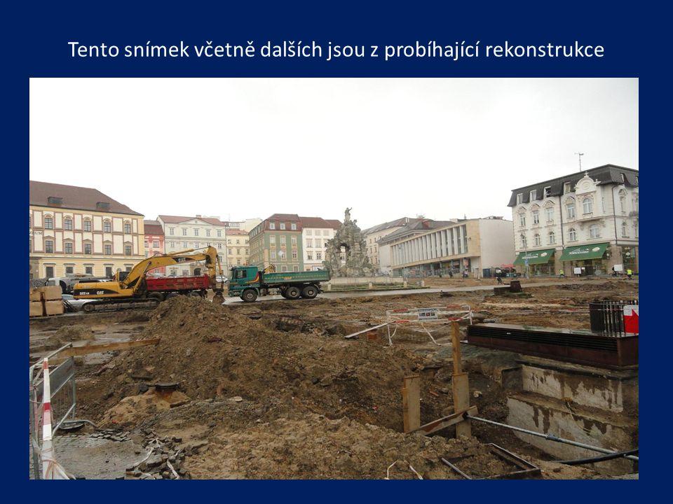 Tento snímek včetně dalších jsou z probíhající rekonstrukce