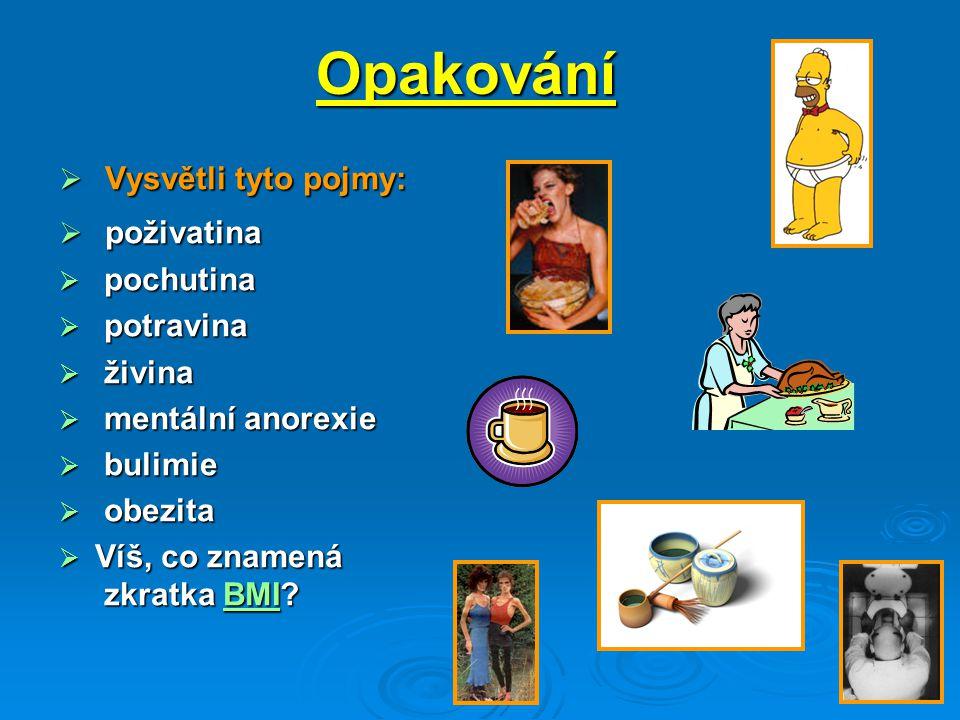 Samostatná práce  Připrav si do svého sešitu tuto tabulku a podle následujícího videa jednotlivé potraviny zařaď do sloupečků podle pravdy.