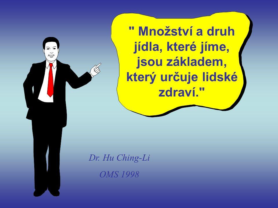 Dr. Hu Ching-Li OMS 1998