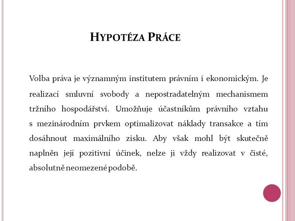 K APITOLY 1.Historický vývoj 2. Podstata volby práva 3.