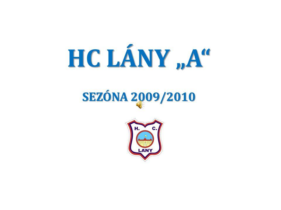 """HC LÁNY """"A"""" SEZÓNA 2009/2010"""