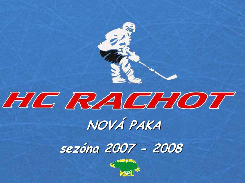 NOVÁ PAKA sezóna 2007 - 2008
