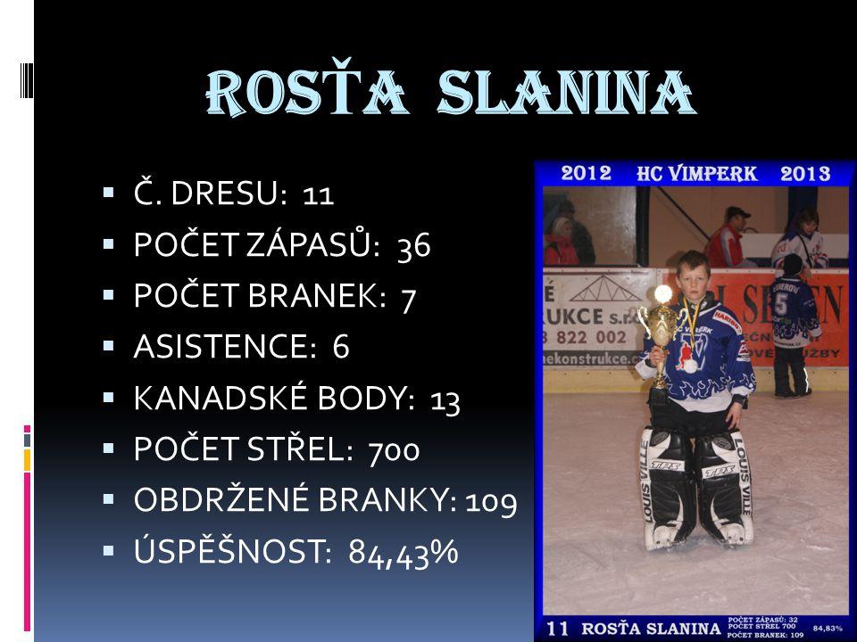 ROS Ť A SLANINA  Č.