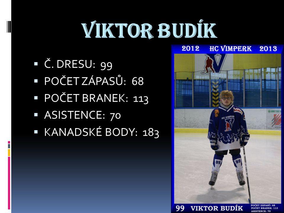 VIKTOR BUDÍK  Č.