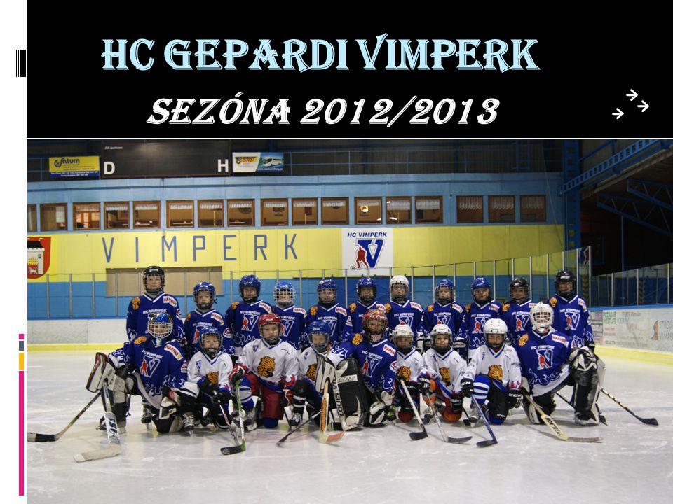 HC GEPARDI VIMPERK SEZÓNA 2012/2013