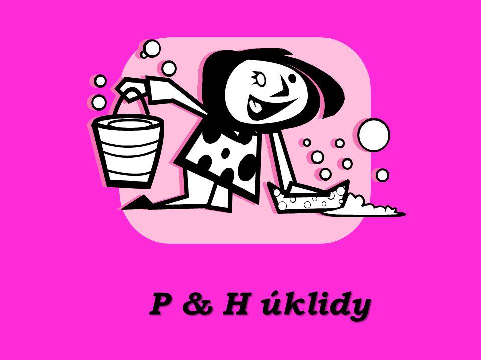 P & H úklidy P & H úklidy