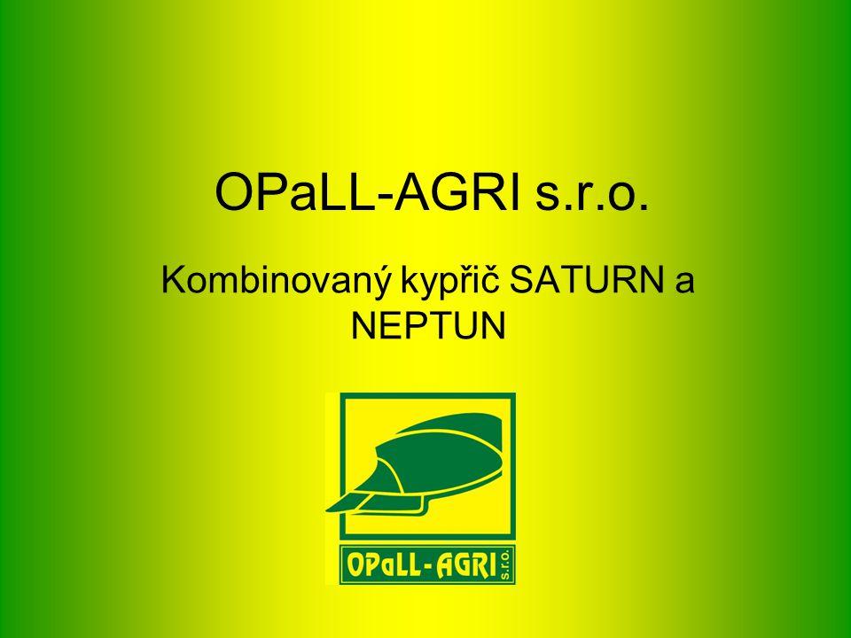 OPaLL-AGRI s.r.o. Kombinovaný kypřič SATURN a NEPTUN