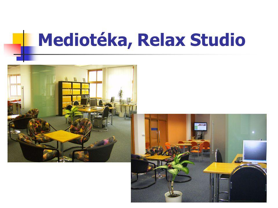Mediotéka, Relax Studio