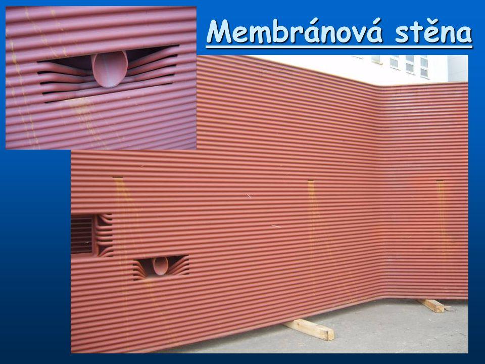 Membránová stěna