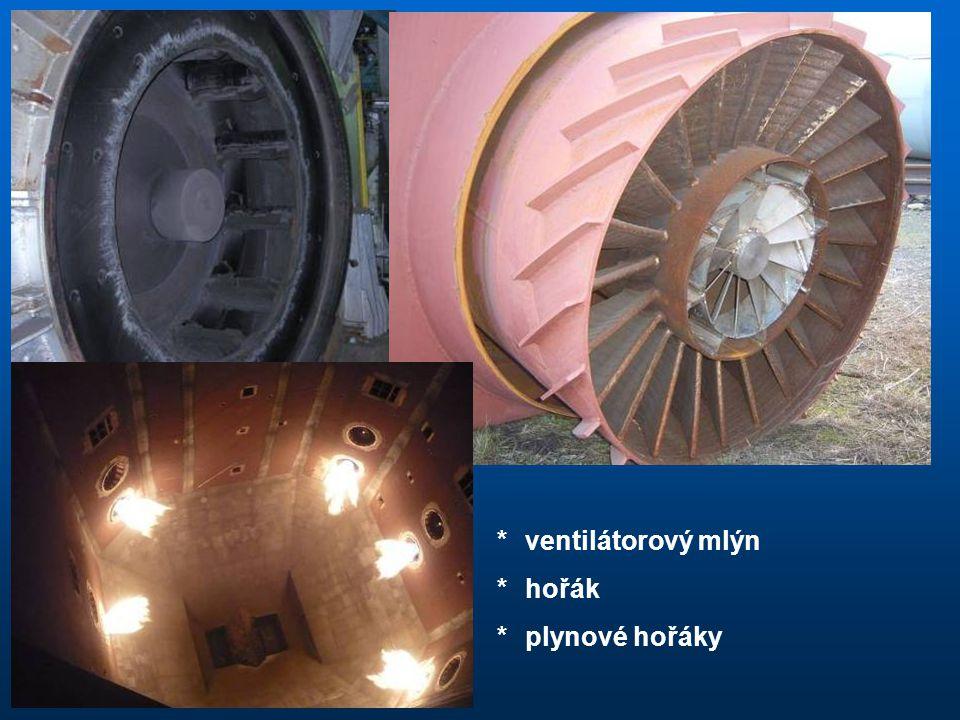 Elektrostatický odlučovač Princip: využití přitažlivých sil mezi elektricky nabitými částicemi prachu a opačně nabitou sběrací elektrodou.