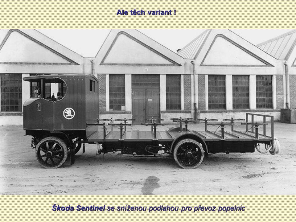 Plzeňská Škodovka v letech 1924-1935 vyrobila 163 těchto vozů Plzeňská Škodovka v letech 1924-1935 vyrobila 163 těchto vozů