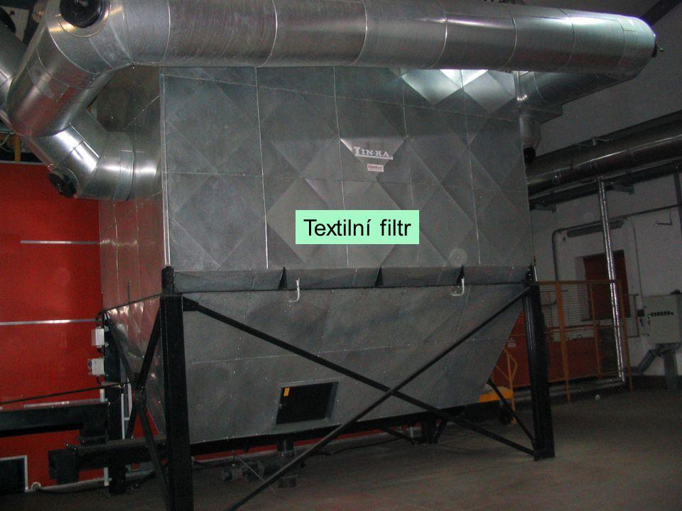 Textilní filtr