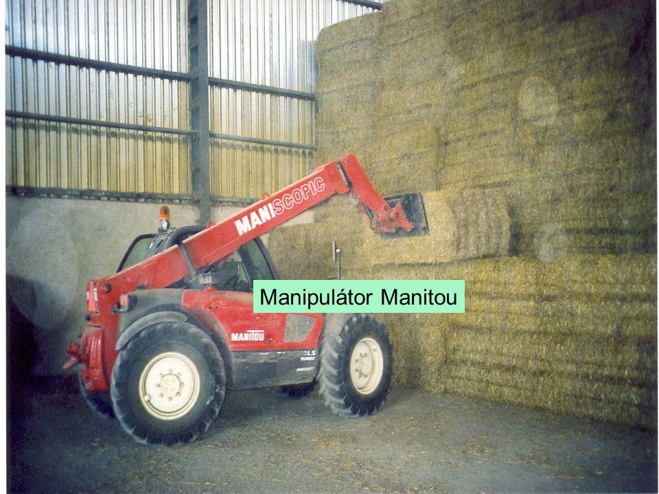 Manipulátor Manitou