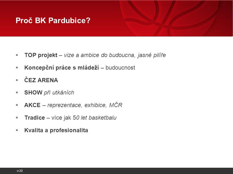  TOP projekt – vize a ambice do budoucna, jasné pilíře  Koncepční práce s mládeží – budoucnost  ČEZ ARENA  SHOW při utkáních  AKCE – reprezentace