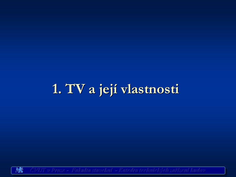 Osnova 1. TUV a její vlastnosti 1. TUV a její vlastnosti 2. Způsoby přípravy TV 2. Způsoby přípravy TV 3. Prvky a zařízení pro ohřev TV 3. Prvky a zař