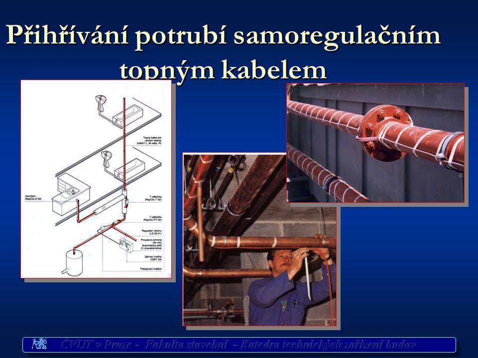 Distribuční síť TV Cirkulace Cirkulace TUV Cirkulace TUV větší komfort x tepelné ztráty větší komfort x tepelné ztráty přirozená - nucená přirozená -
