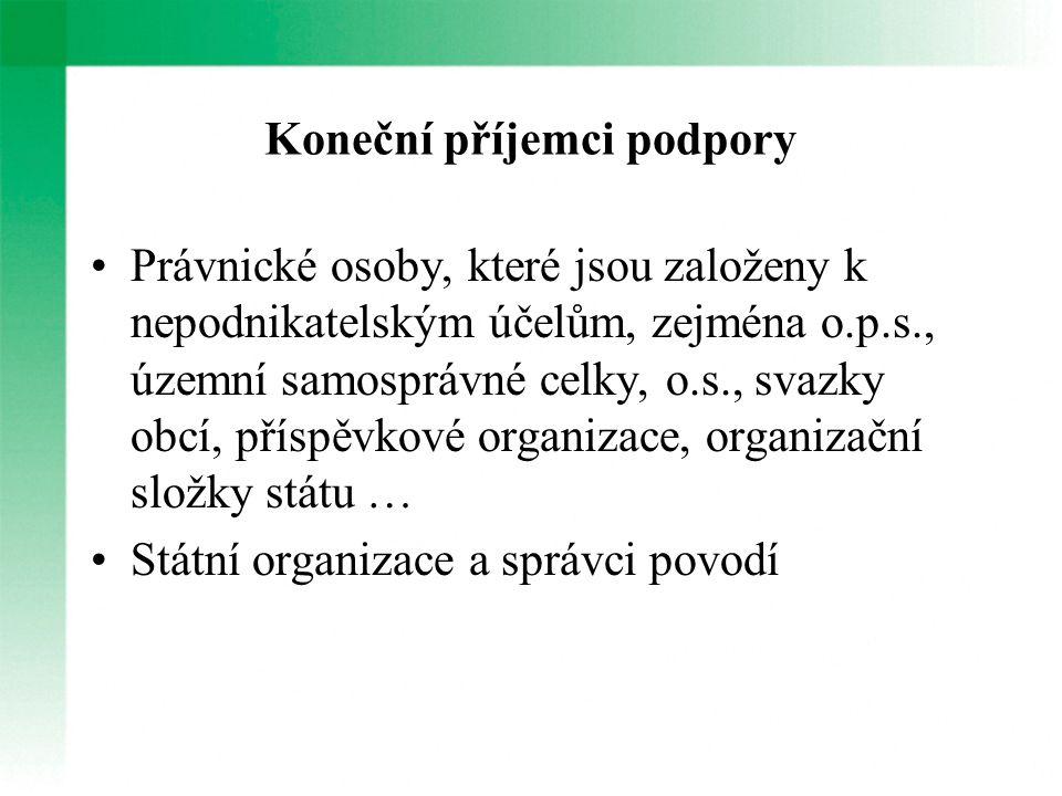 Související předpisy Směrnice MŽP č.