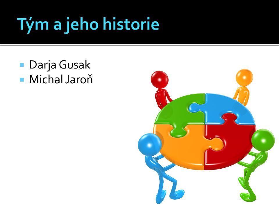  Darja Gusak  Michal Jaroň