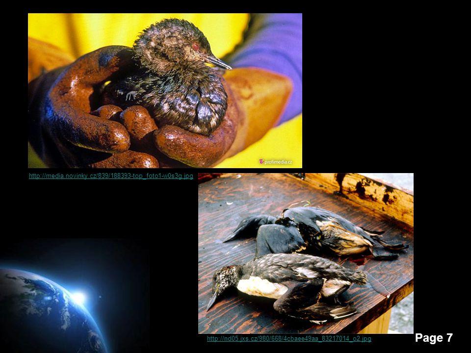 Page 8 Exxon Valdez Psal se 24.březen 1989. Tanker Valdez.