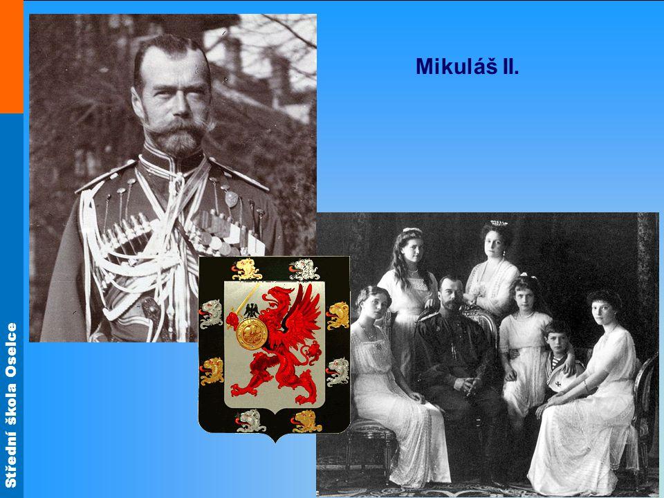 Střední škola Oselce Mikuláš II.