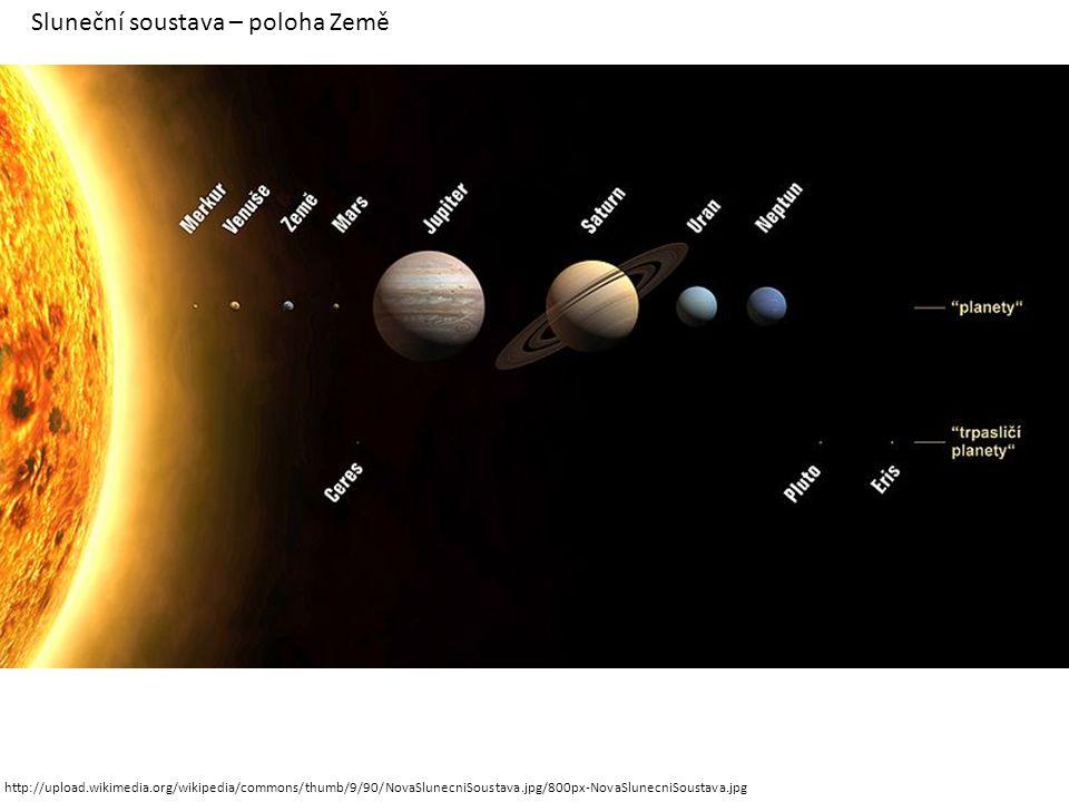 http://upload.wikimedia.org/wikipedia/commons/thumb/9/90/NovaSlunecniSoustava.jpg/800px-NovaSlunecniSoustava.jpg Sluneční soustava – poloha Země