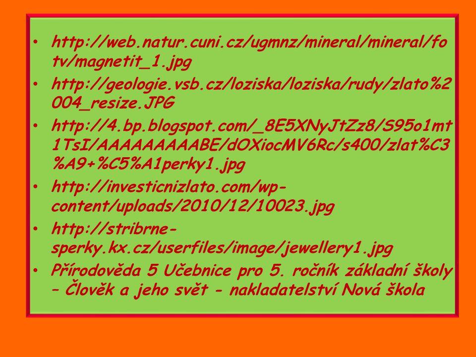 Zdroje http://www.zschemie.euweb.cz/zelezo/vysoka_pec.