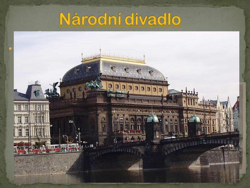 Protože Češi stále neměli své vlastní divadlo, rozhodli se vlastenci, že si postaví své vlastní české Národní divadlo.