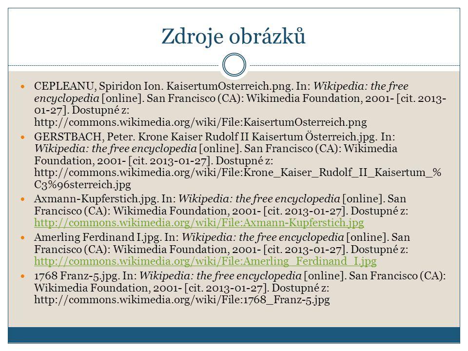 Zdroje obrázků CEPLEANU, Spiridon Ion.KaisertumOsterreich.png.