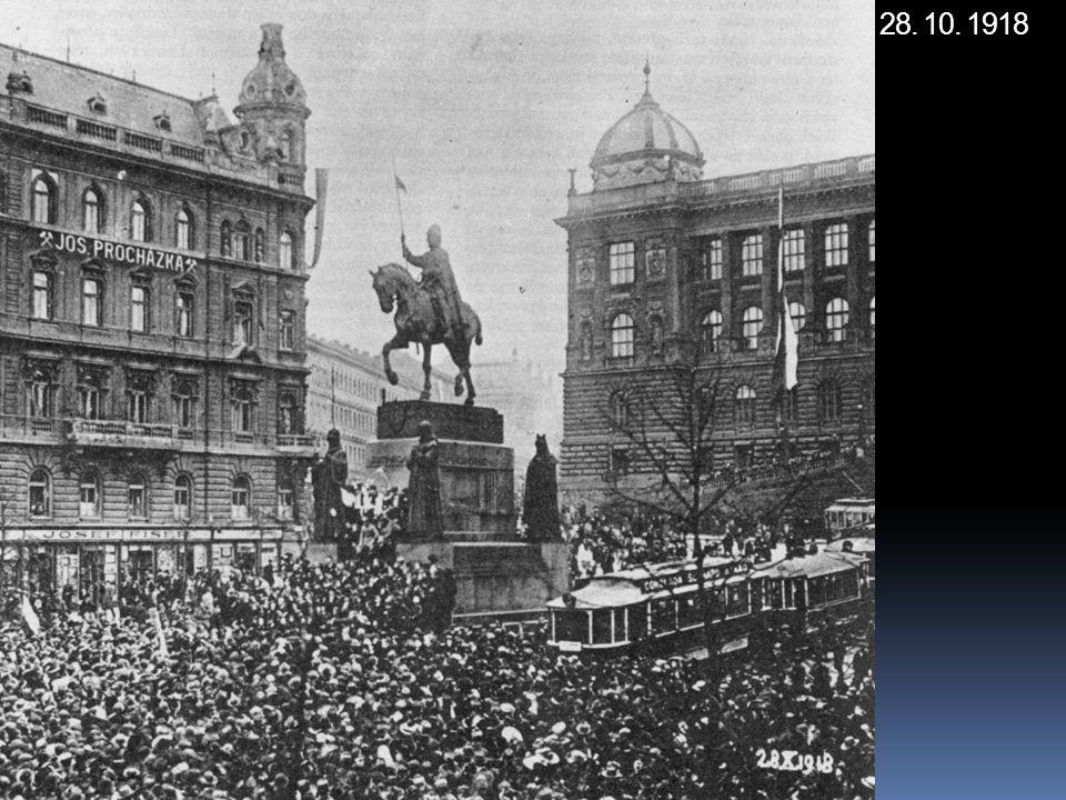 28. 10. 1918
