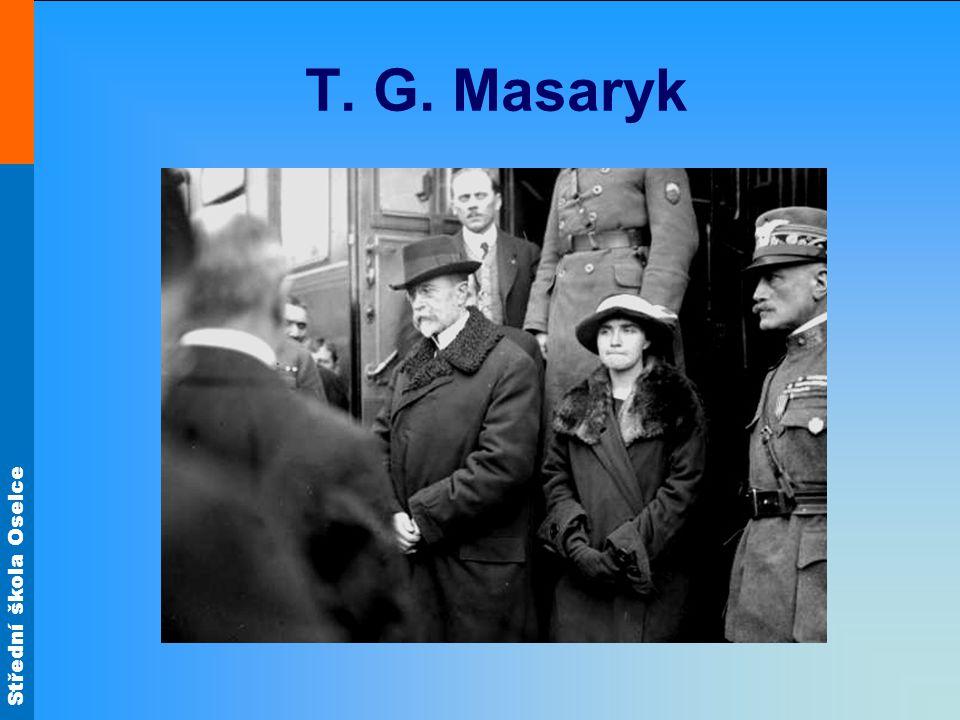 Střední škola Oselce T. G. Masaryk