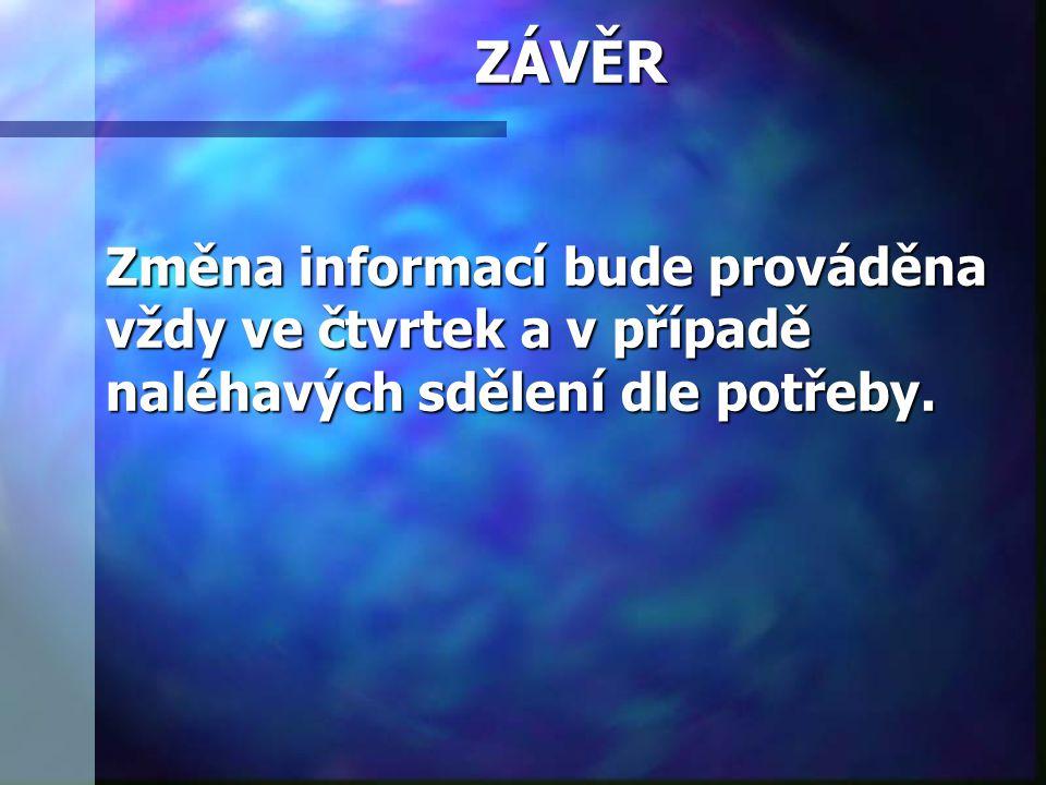 KONTAKT adresa : OBECNÍ ÚŘAD Na Drahách 119 739 25 Sviadnov telefon a fax: 558 655 108 web: www.sviadnov.cz e-mail: obec@sviadnov.cz úřední dny: - pon