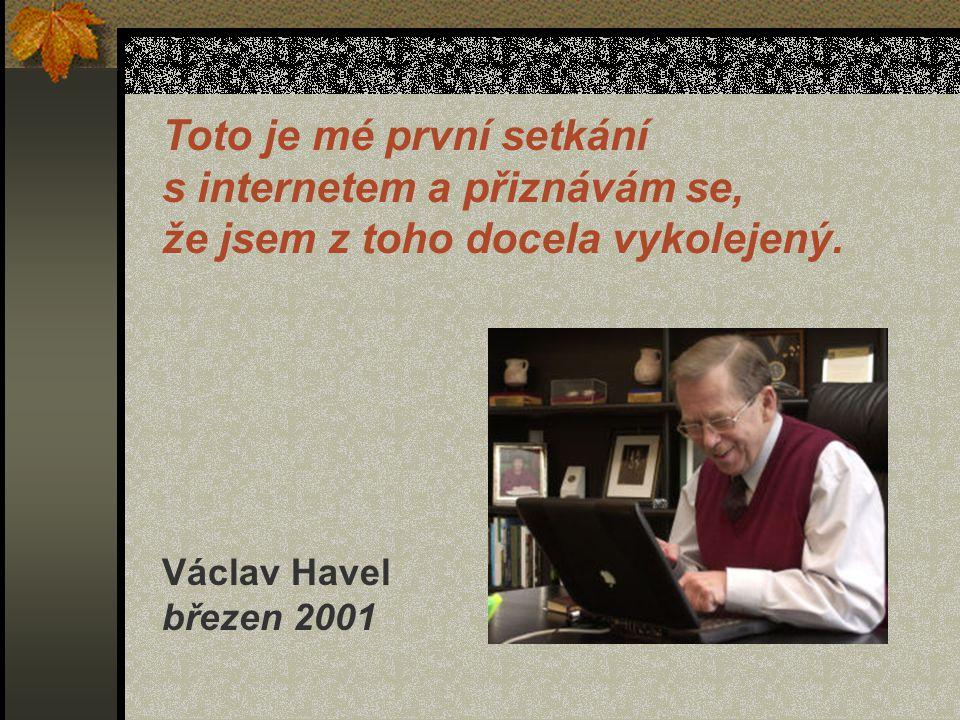 """""""Webové listy – virtuální nástěnka."""