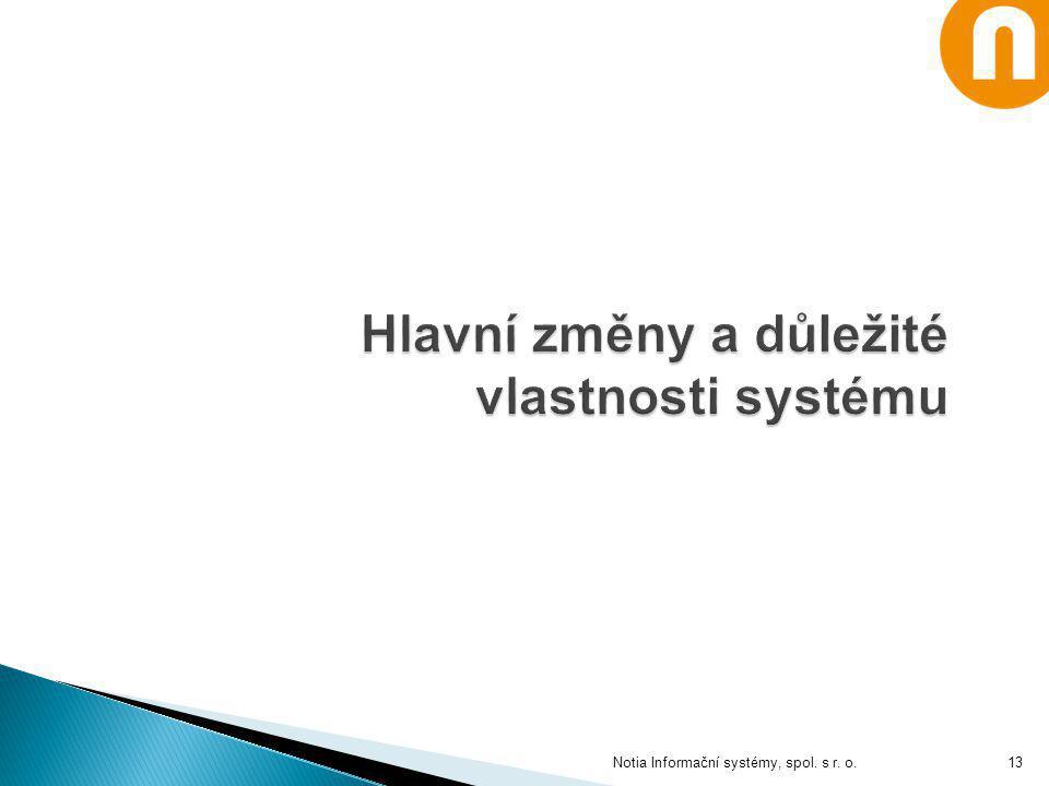 Notia Informační systémy, spol. s r. o.13