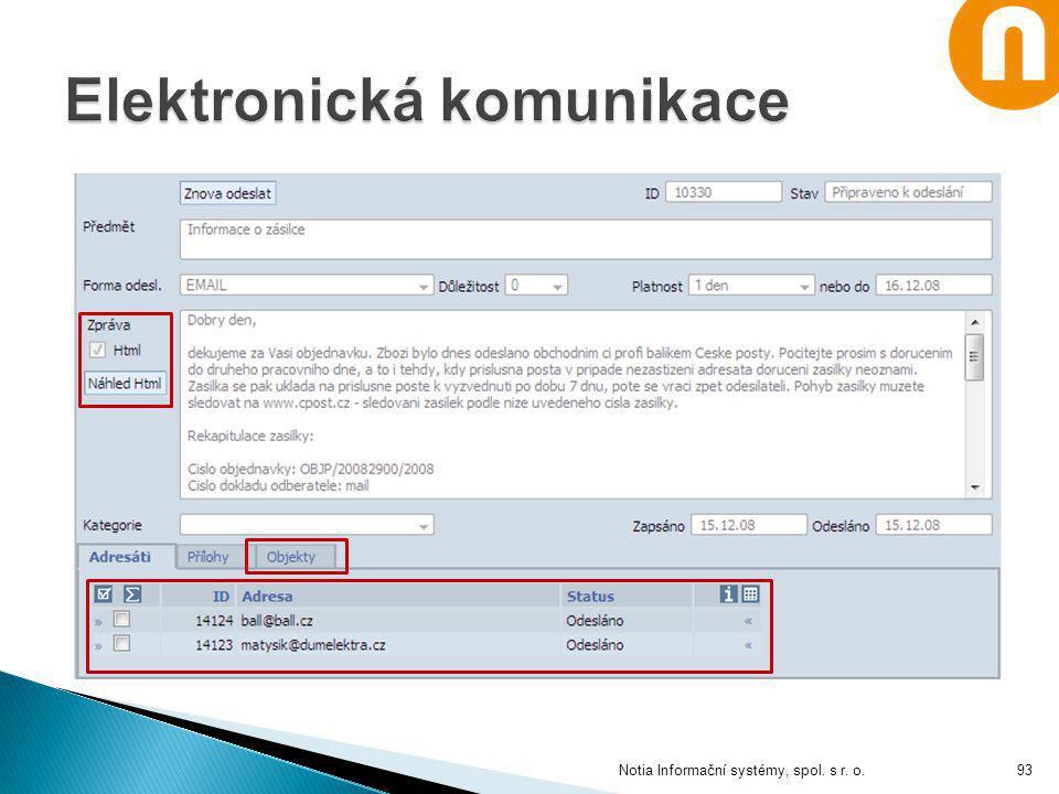 Notia Informační systémy, spol. s r. o.93