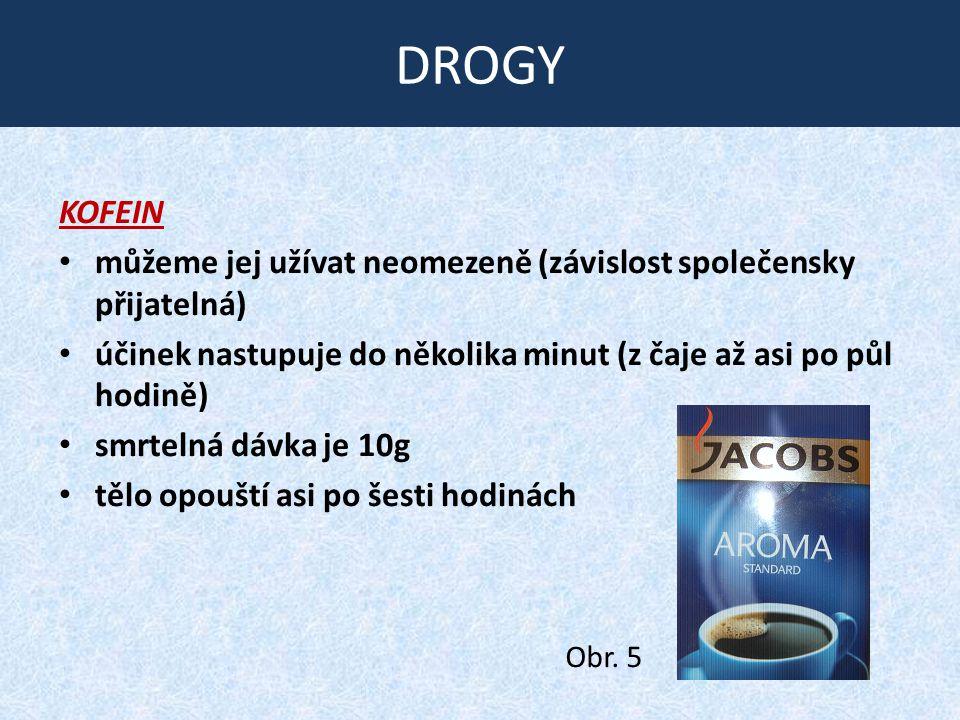 DROGY AMFETAMIN známý od 19.