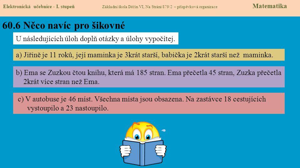 60.7 CLIL Elektronická učebnice - I.