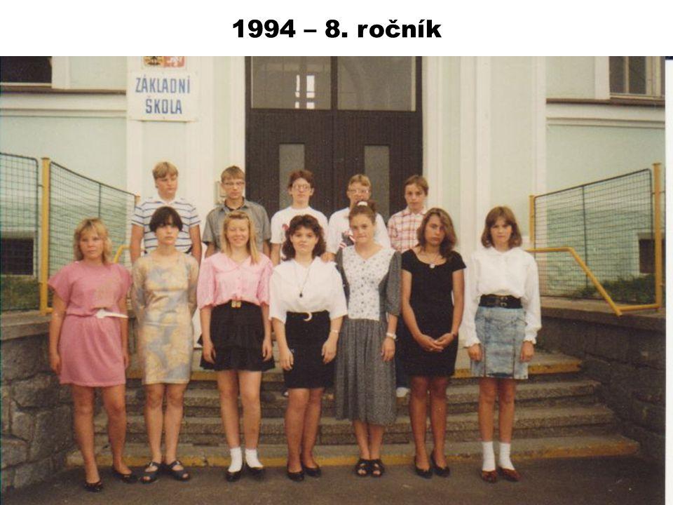 1994 – 8. ročník