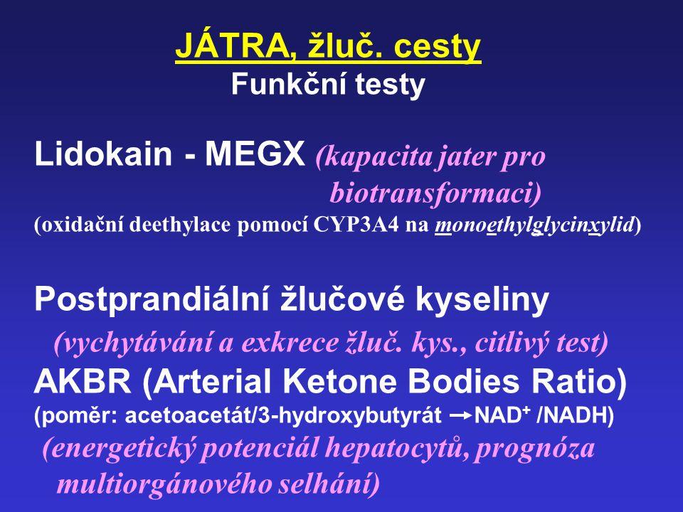 JÁTRA (dif.Dg) Deficit a 1 -antitrypsinu --   -antitrypsin (fenotyp) Hepatom --  1 -fetoprotein Metastázy do jater -- ALP, LD, 5-NTS Celiakie -- an